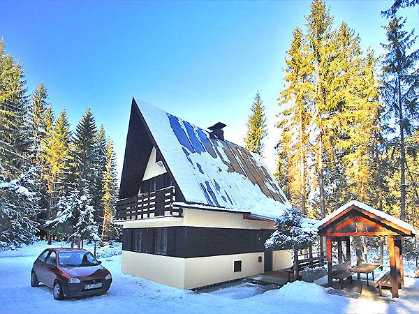 Ubytovanie Liptov, chata, Chopok, Nízke Tatry, lyžovanie, silvester, aquapark Tatralandia