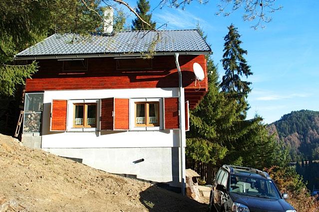 Ubytovanie Liptov - chata Liptov, ubytovanie v Nízkych Tatrách v chatovej osade Lazisko