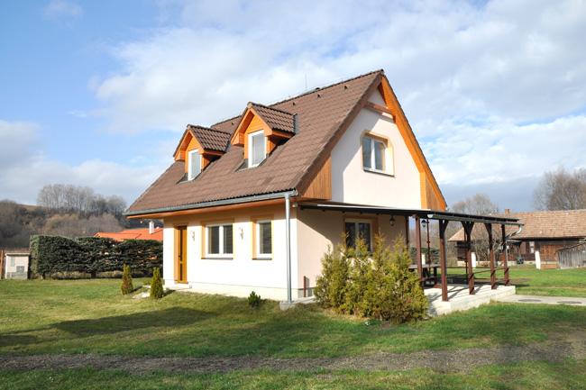 Ubytovanie Liptov - chata Liptov, ubytovanie v Nízkych Tatrách v obci Liptovské Kľačany